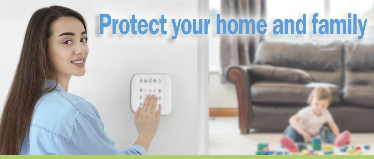 Home Security banner