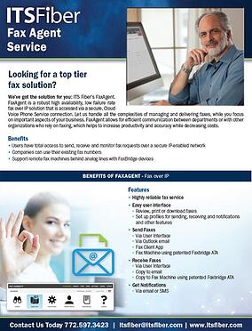 Fax Agent Service Overview - thumnail