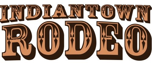 Indiantown Rodeo Logo