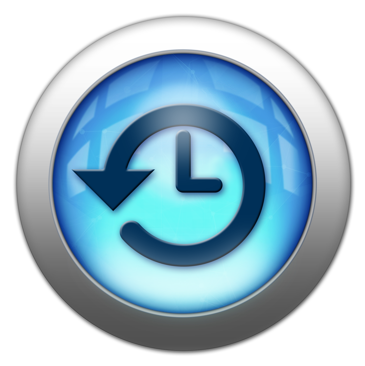 Silver and Blue Icon history.png