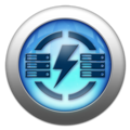 Silver and Blue Icon- Redundant Power