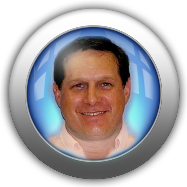 dave silver and blue icon button.png
