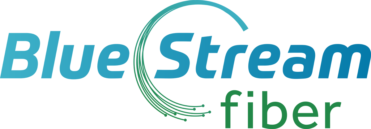 Blue Stream Logo