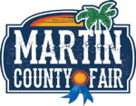 Martin County Fair logo