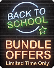 Back to School Special button