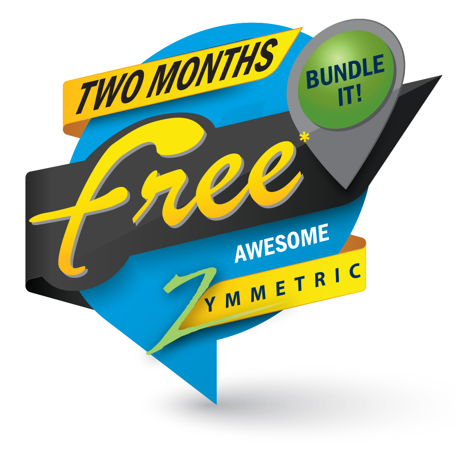 Bundle offer Zymmetric