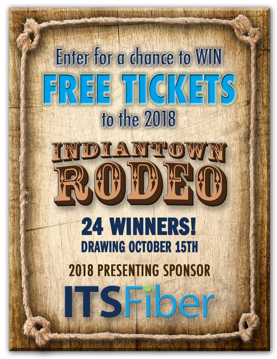 Rodeo win tickets image