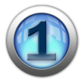 silver icon - number 1.png