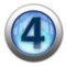 silver icon - number 4.png